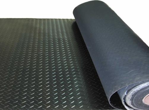 Thảm tấm cao su